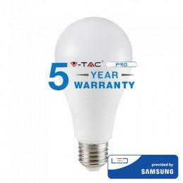 Lampada LED A65 - E27 - 15W - 6400°K - 1250 Lumen